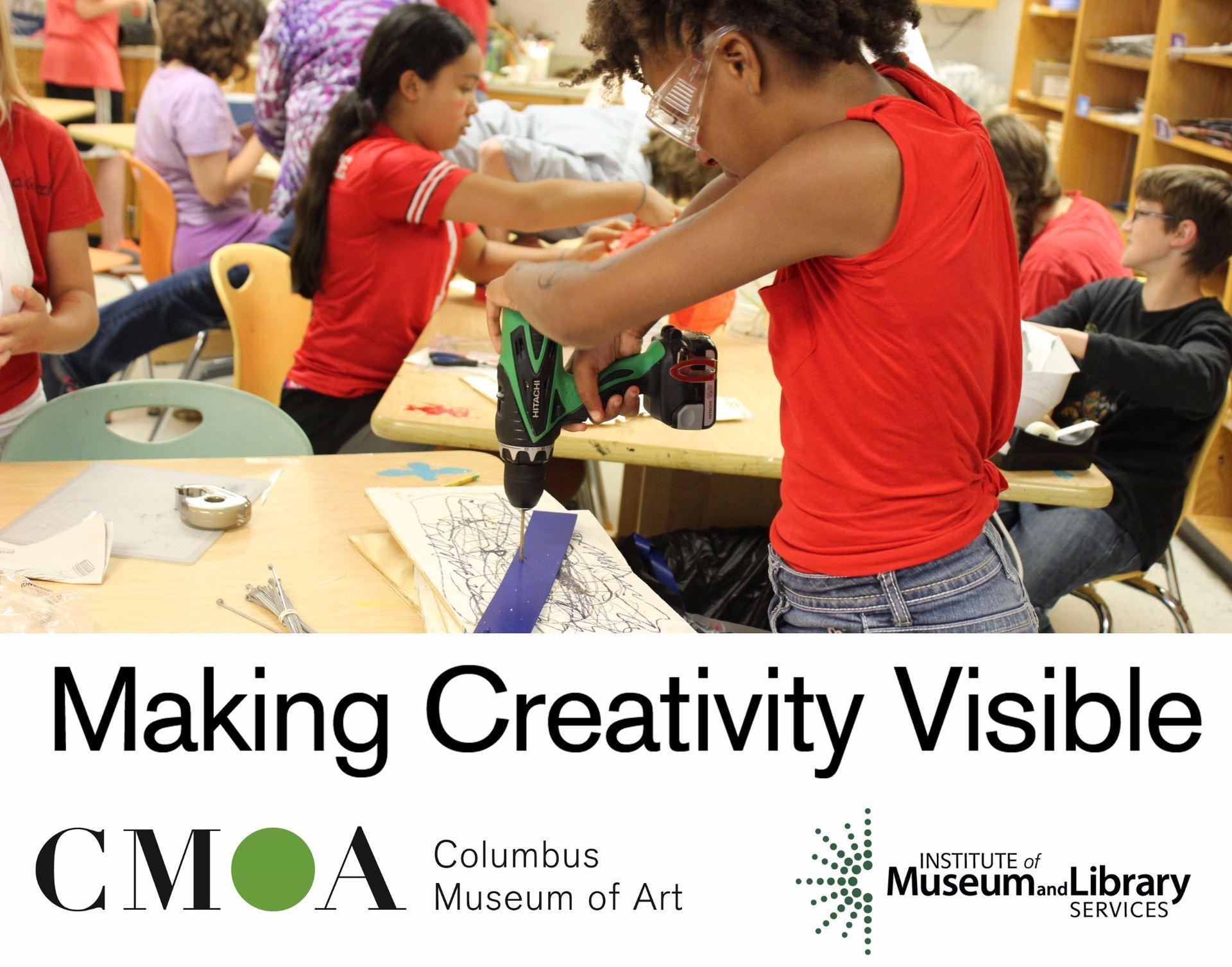 Making Creativity Visible   Columbus Museum of Art
